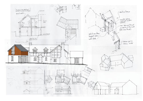 extension design, shropshire